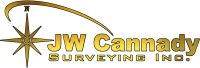 JW Cannady Surveying Logo
