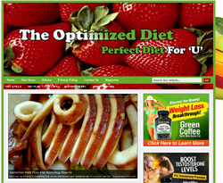 The Optimized Diet